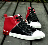 Fashion Men New Style Canvas Sneakers