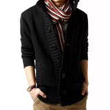 Men's Fahion Knit Cardigan
