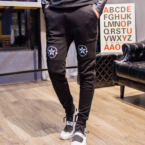 Street Style Casual Joggers