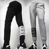 Men's Street Fashion Design Casual Joggers