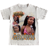 """GROWN"" World Tour Tee - White"