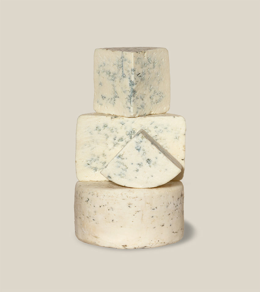 beenleigh blue queso azul oveja británico formaje