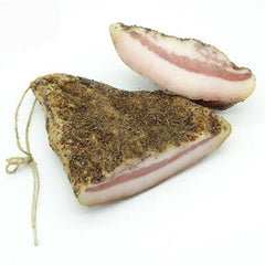 Guanciale with Pepper around 500gr