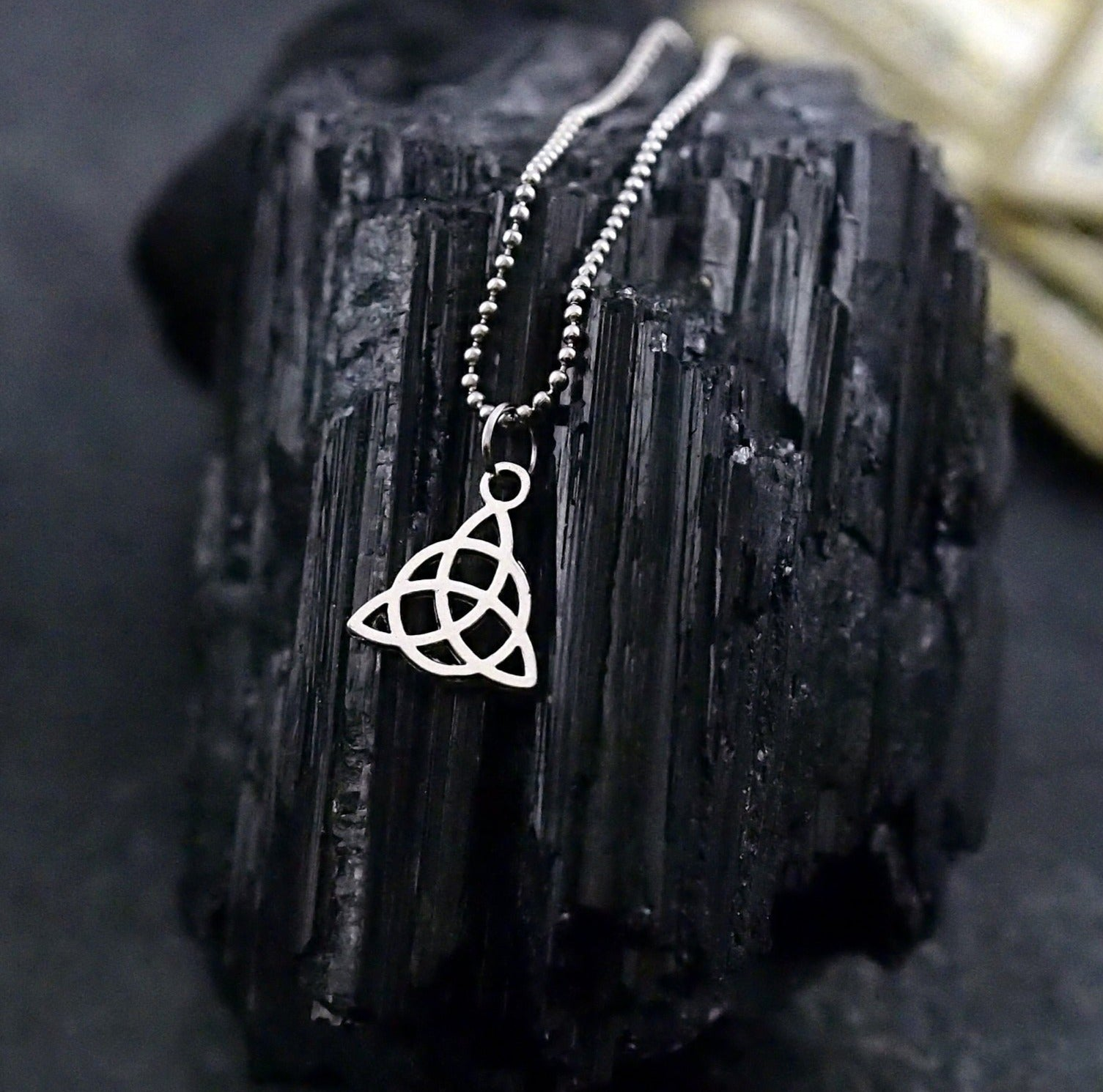 Trinity Knot ~ Triquetra ~ Protective Amulet