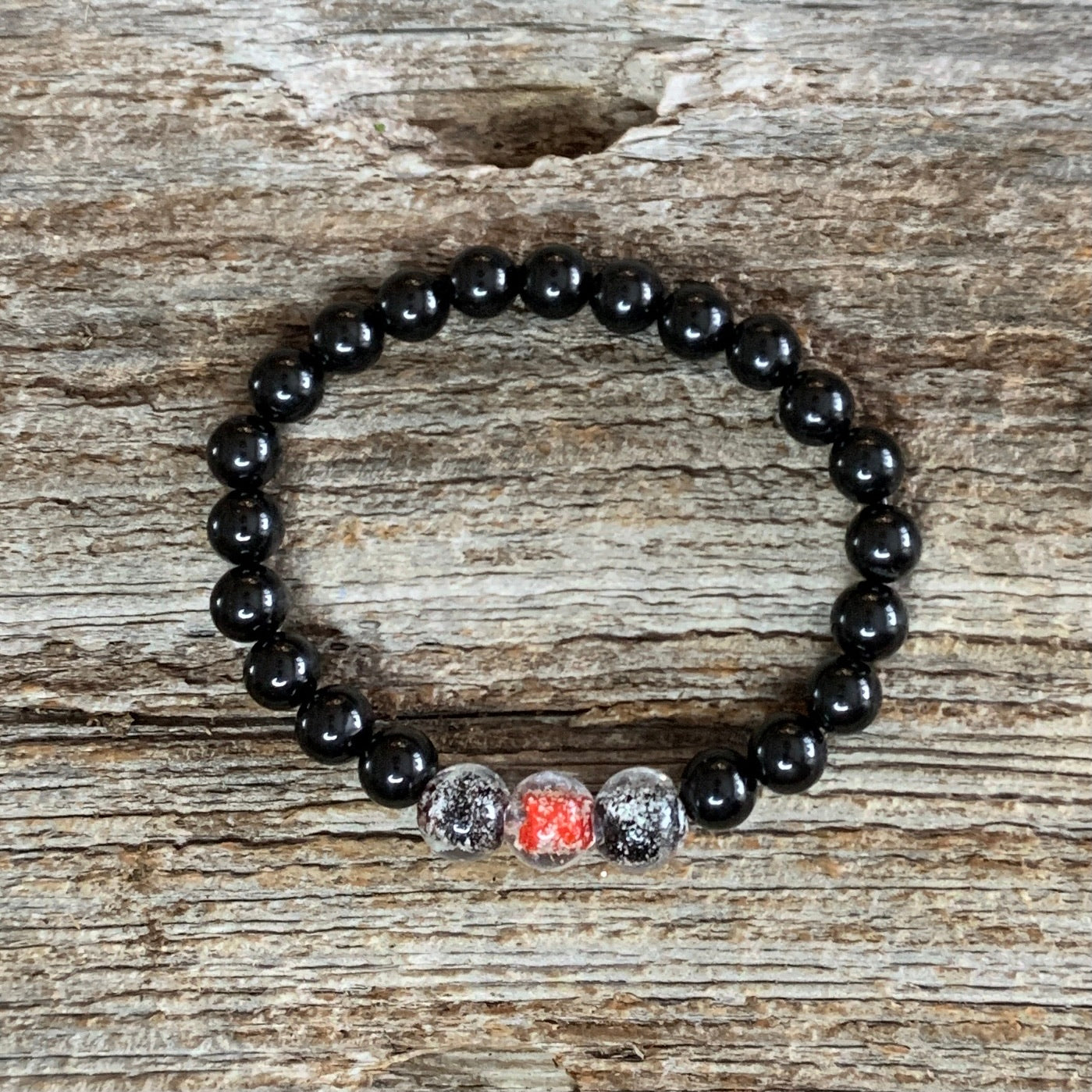 Dark Love ~ Crystal Bracelet