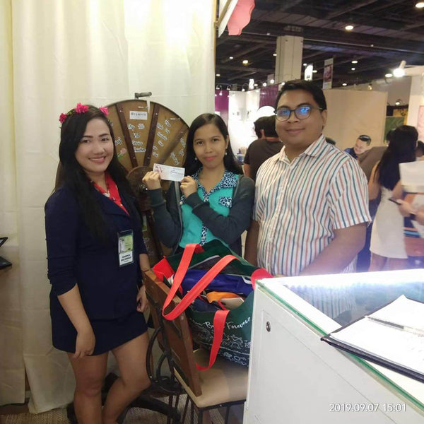 Ocampo's in 35th Wedding Expo (September Edition)