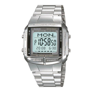 Casio Watch for Unisex DB-360-1ADF Silver Stainless Steel