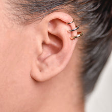 Load image into Gallery viewer, Hayami Tri-Color Earcuff