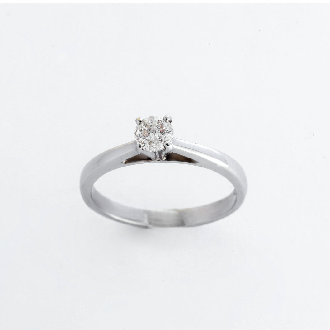Amada Engagement Ring-White Gold