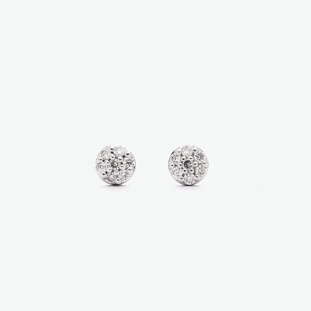 Mimi Illusion Diamond Earrings