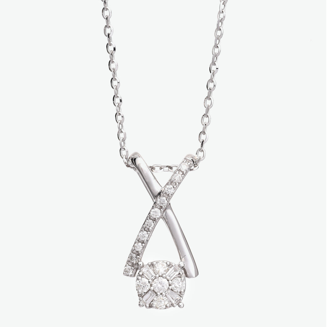 Xia Diamond Necklace