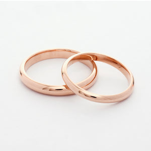 Hanami Wedding Rings