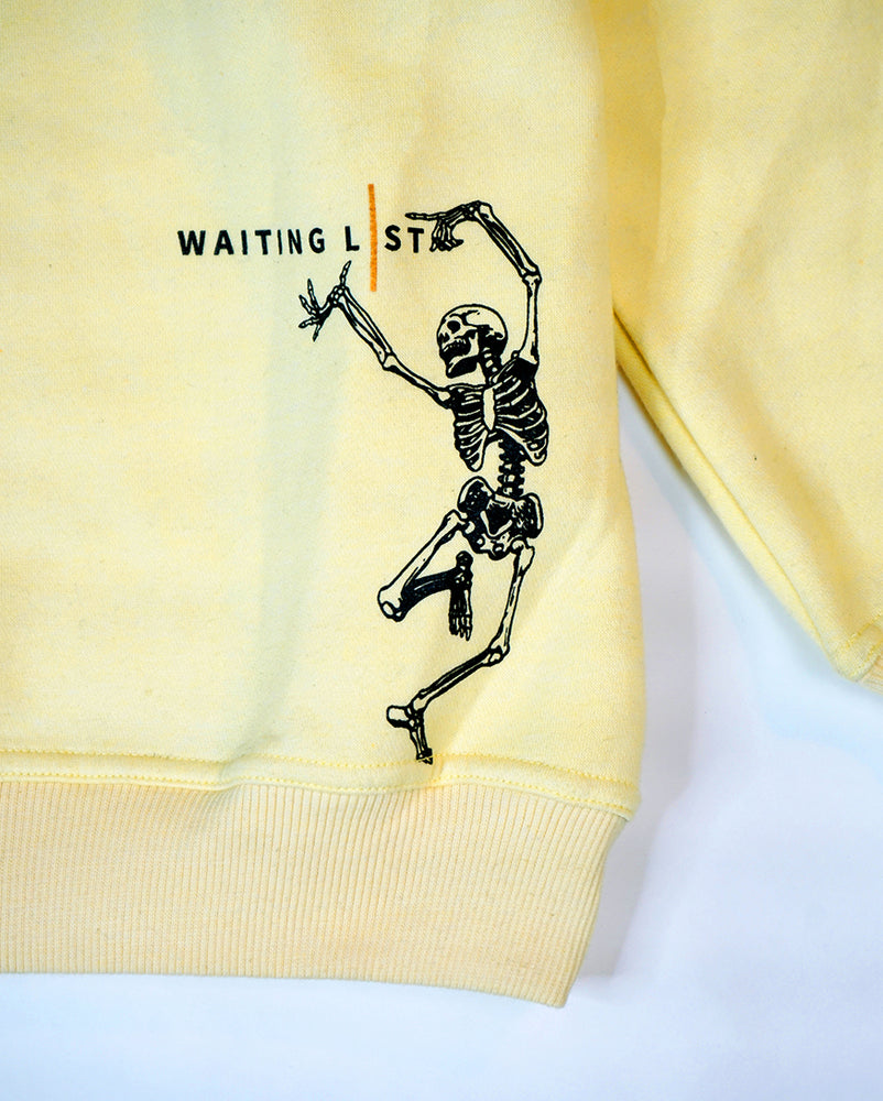 "Yellow  ""Good Things"" WL Hoodie"