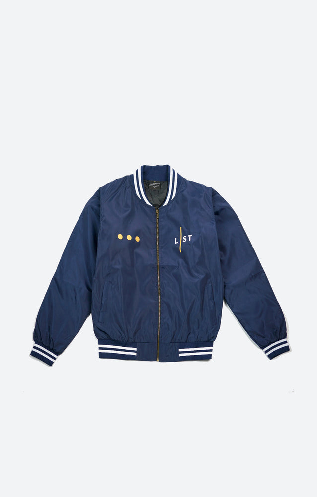 Navy List Bomber JKT