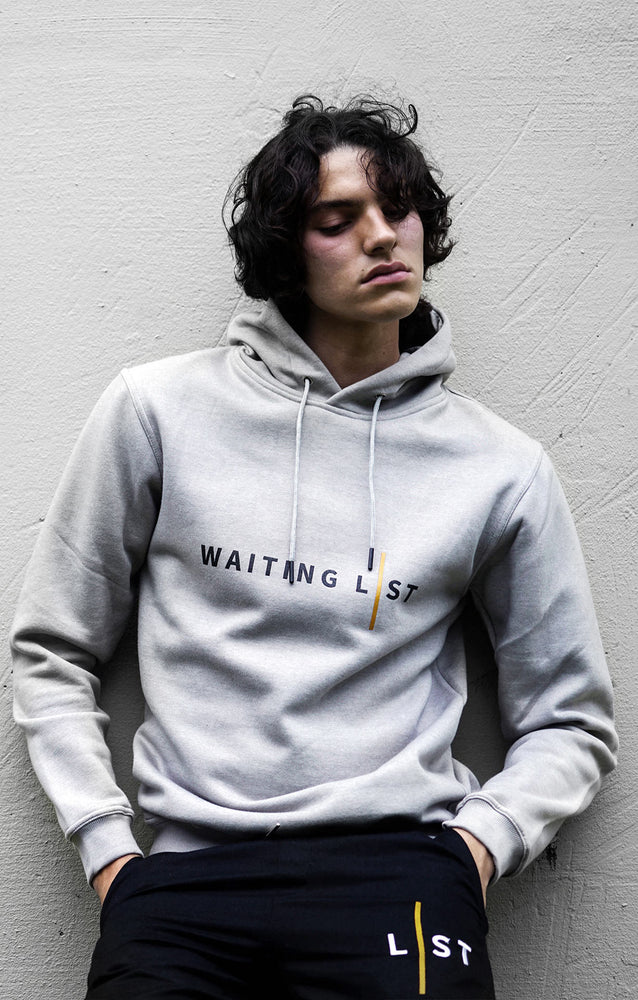 Load image into Gallery viewer, Grey WL Hoodie