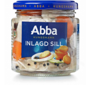 Inlagd Sill - Pickled Herring