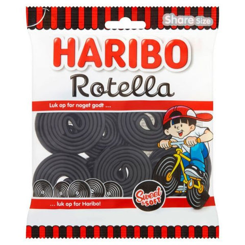 Rotella - Licorice Rolls
