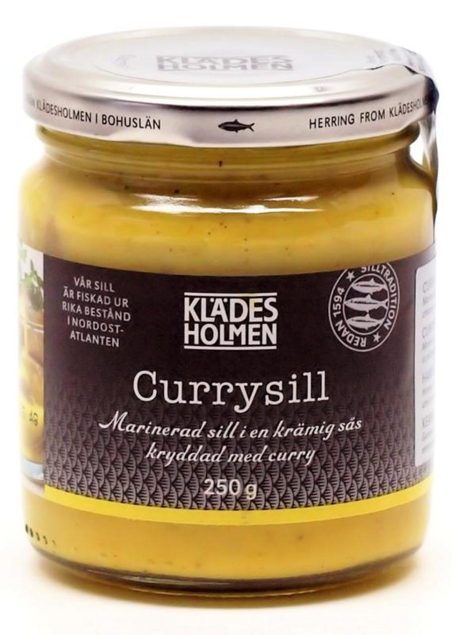 Currysill - Curry Herring