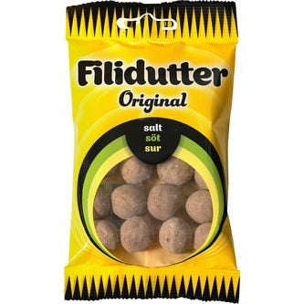 Filidutter Original, Salt/Söt/Sur - Filidutter Original Salty/Sweet/Sour