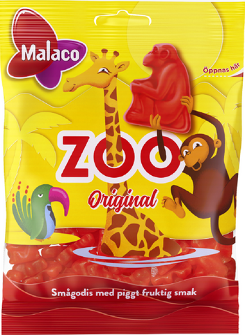 Zoo Påse - Zoo Original Bag