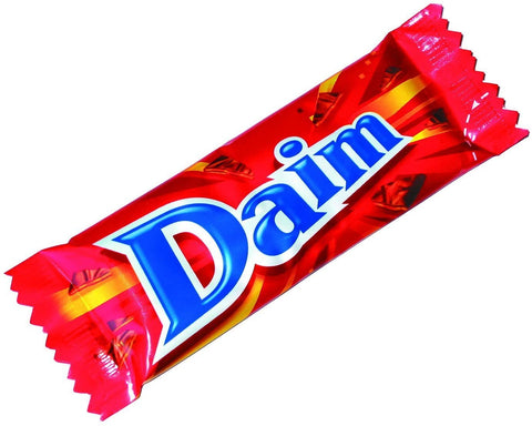 Daim (Single) - Daim Chocolate (small)