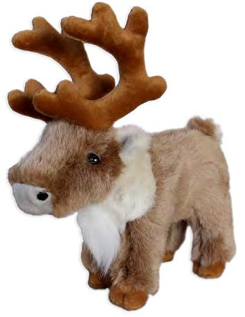 Mjuk Ren -Reindeer Animal Stuffed