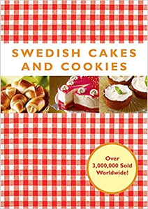 Book 'Swedish Cakes and Cookies'