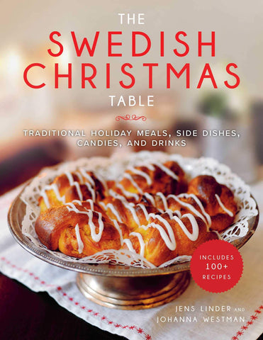 "Book - ""The Swedish Christmas"""