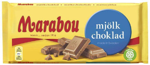 Chokladkaka Mjölkchoklad - Milk Chocolate Bar