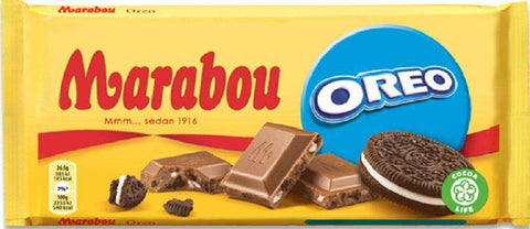 Chokladkaka OREO - Chocolate Bar Oreo