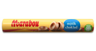 Mjölkchokladrulle - Milk Chocolate Roll