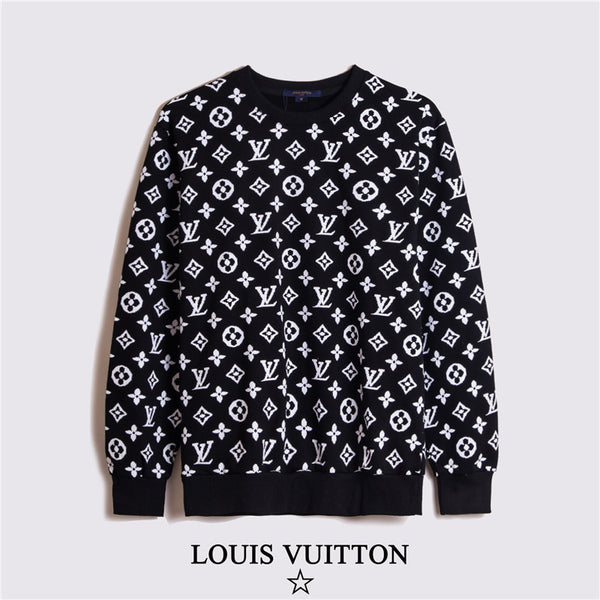 LV Monogram Sweater