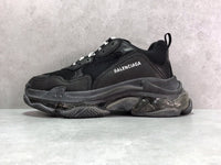 Balenciaga Night Crawler Black Triple S Sneaker