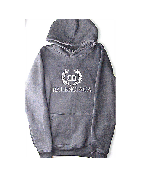 BALENCIAGA Bb | Hooded Fleece