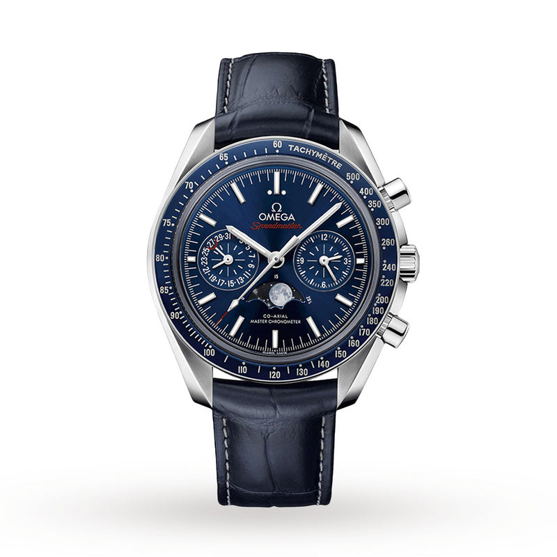 Omega Speedmaster Moonwatch Co-Axial Moonphase