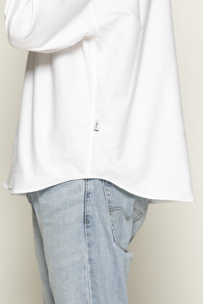 SHIRT PABLO WHITE DETAIL