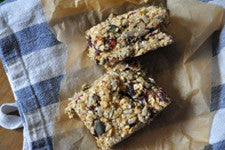 Energy Bars with Organic Honey