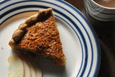 "Organic Honey ""Treacle"" Tart"