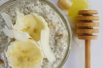 Hawaiian Chia Seed Pudding