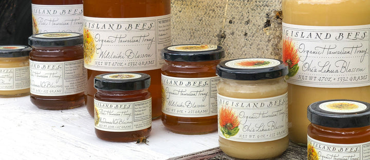 Raw vs. Pure vs. Organic vs. Unfiltered - How to Read Honey Labels