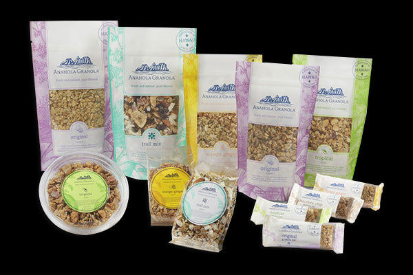 Anahola Granola Products