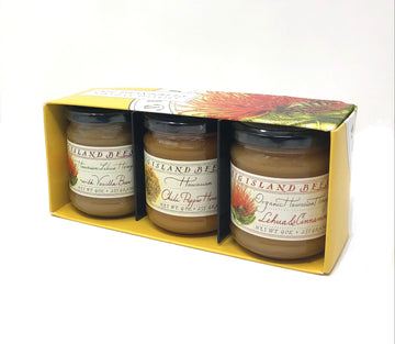 Gourmet Hawaiian Honey Spiced Gift Set