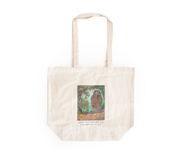 Macadamia Buzz Tote Bag