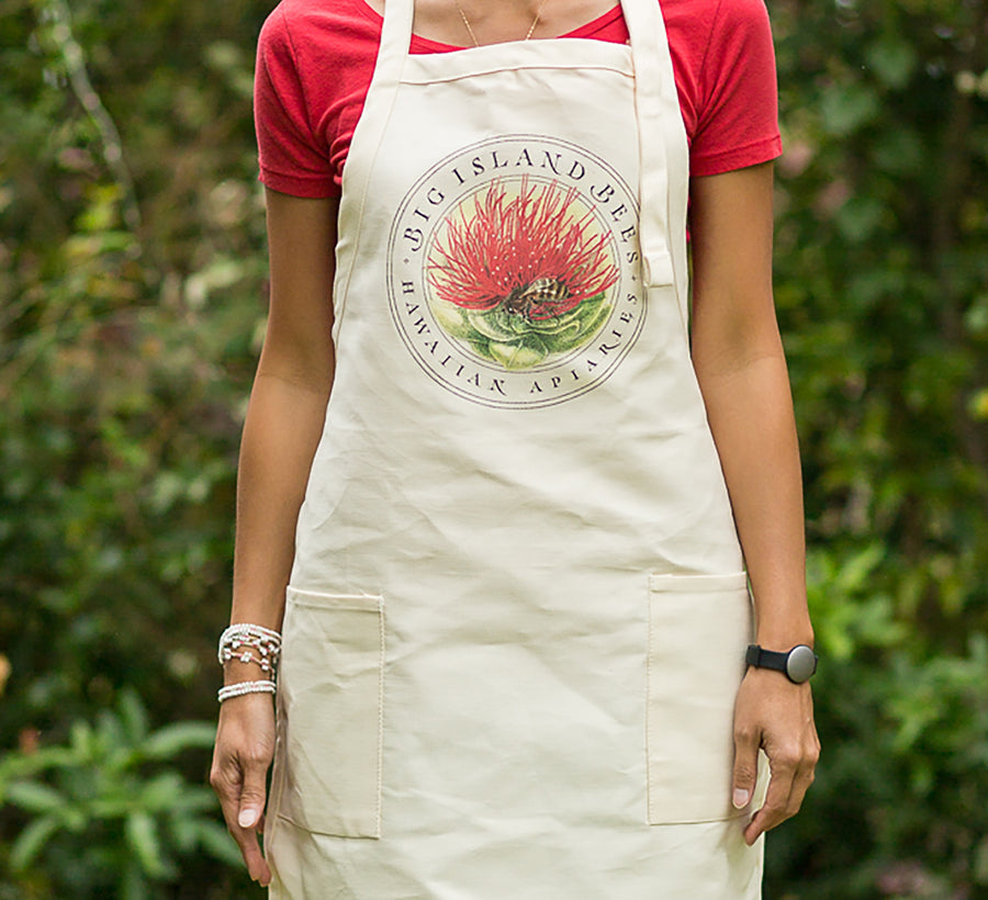 Big Island Bees Cotton Chef's Apron