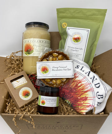 Hawaiian Honeybee Deluxe Holiday Box