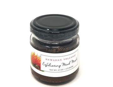 Volcanic Exfoliating Mud Mask