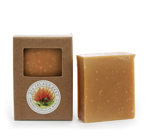 moisturizing honey and glycerin soap