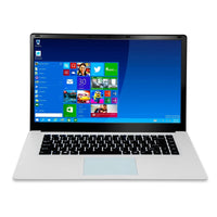HOT-15.6 Inch 1080P Laptop 4GB RAM 64GB EMMC Intel Atom Z8350 Quad Core CPU Windows 10 System Notebook Computer