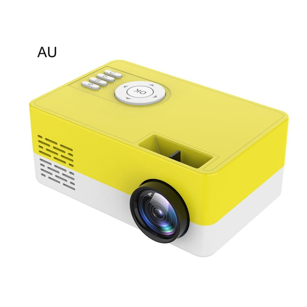 LED Mini projector J15  support Full HD video beamer for Home Cinema projector Media Player