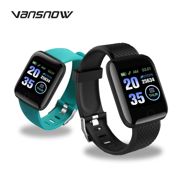 D13 Smart Watch Bracelet Sports Watches Heart Rate Blood Pressure Monitor 116 Plus Smart Band Bracelet Fitness Tracker Relogio